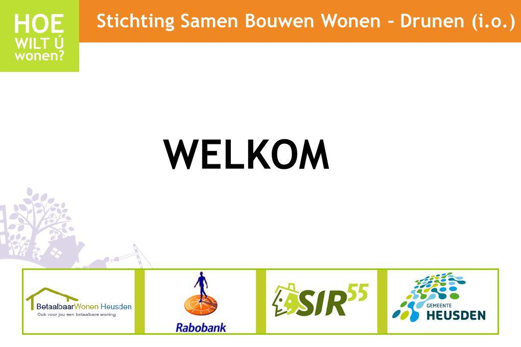 Stichting Samen Bouwen Wonen – Drunen (i.o.)