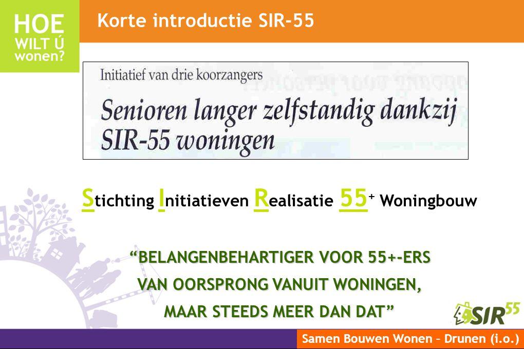 Stichting Initiatieven Realisatie 55+ Woningbouw