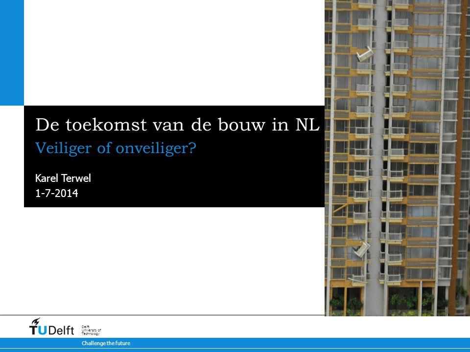 De toekomst van de bouw in NL