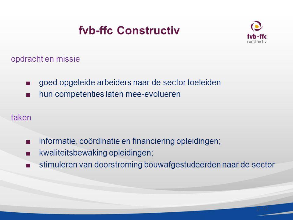 fvb-ffc Constructiv opdracht en missie
