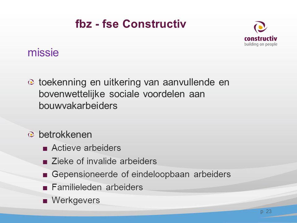 fbz - fse Constructiv missie