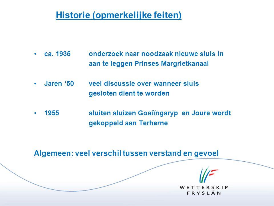 Historie (opmerkelijke feiten)