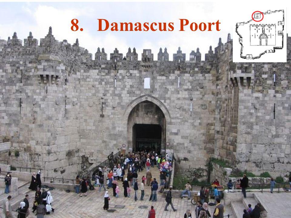 8. Damascus Poort damascuspoort