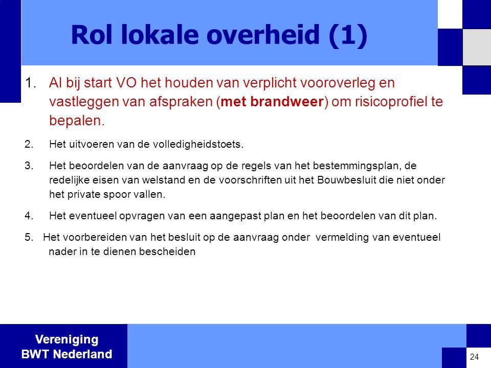 Rol lokale overheid (1)