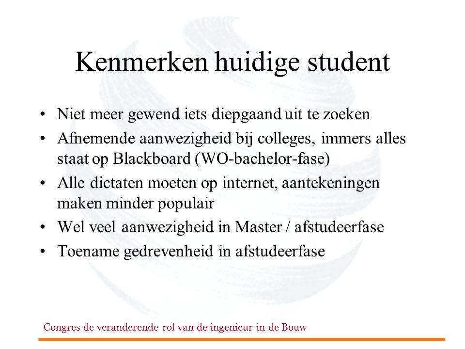 Kenmerken huidige student