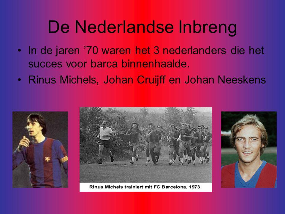 De Nederlandse Inbreng
