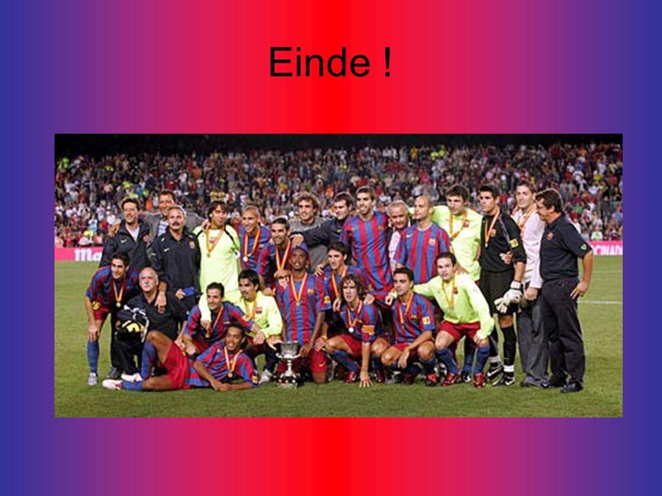 Einde !