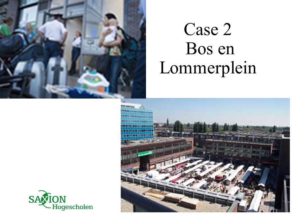 Case 2 Bos en Lommerplein