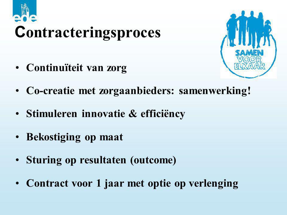 Contracteringsproces
