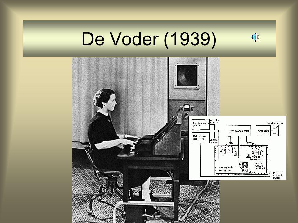 De Voder (1939)