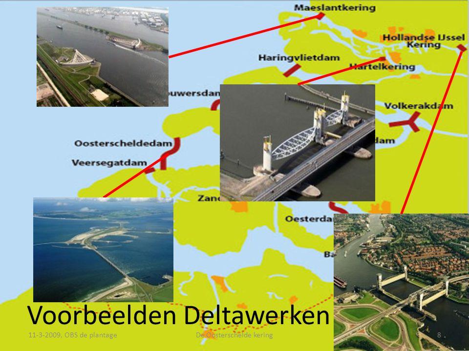 Voorbeelden Deltawerken