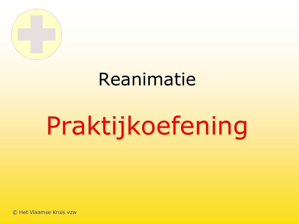 Reanimatie Praktijkoefening