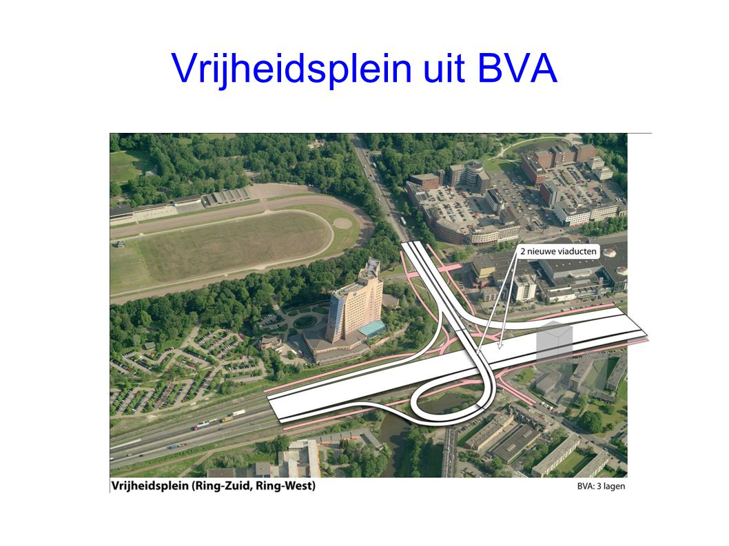 Vrijheidsplein uit BVA