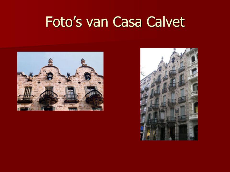Foto's van Casa Calvet