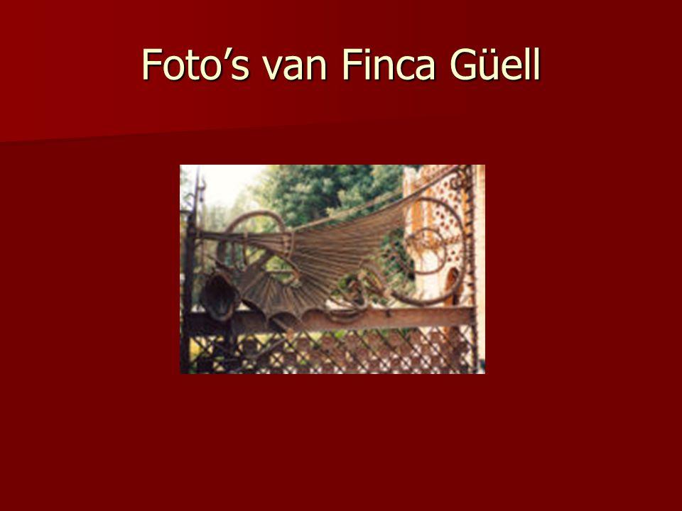 Foto's van Finca Güell