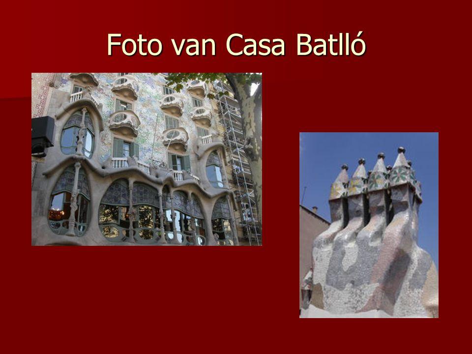 Foto van Casa Batlló