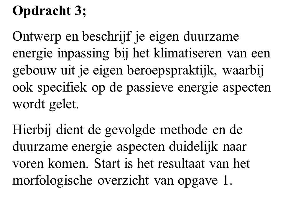 Opdracht 3;