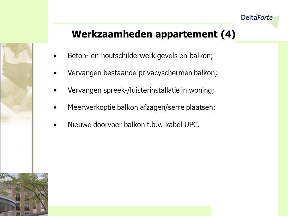 Werkzaamheden appartement (4)
