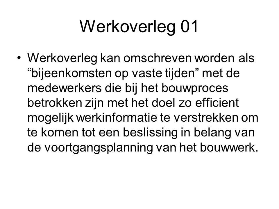 Werkoverleg 01