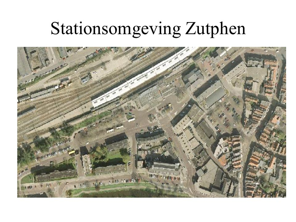 Stationsomgeving Zutphen