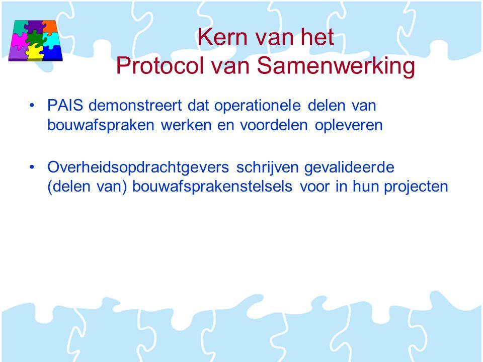 Kern van het Protocol van Samenwerking