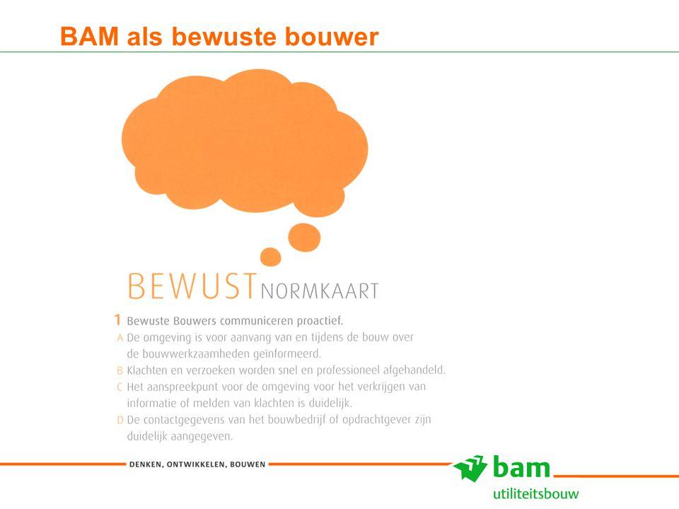 Koninklijke BAM Groep nv - <vestiging> - <verkorte titel>