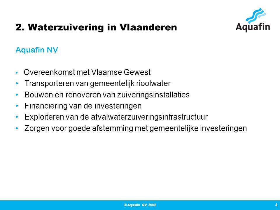 2. Waterzuivering in Vlaanderen