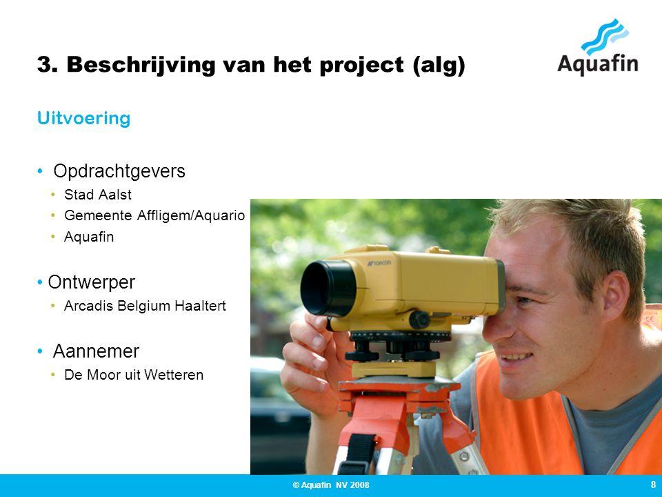 3. Beschrijving van het project (alg)