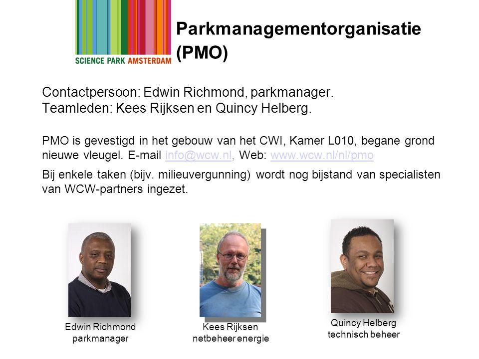 Parkmanagementorganisatie (PMO)