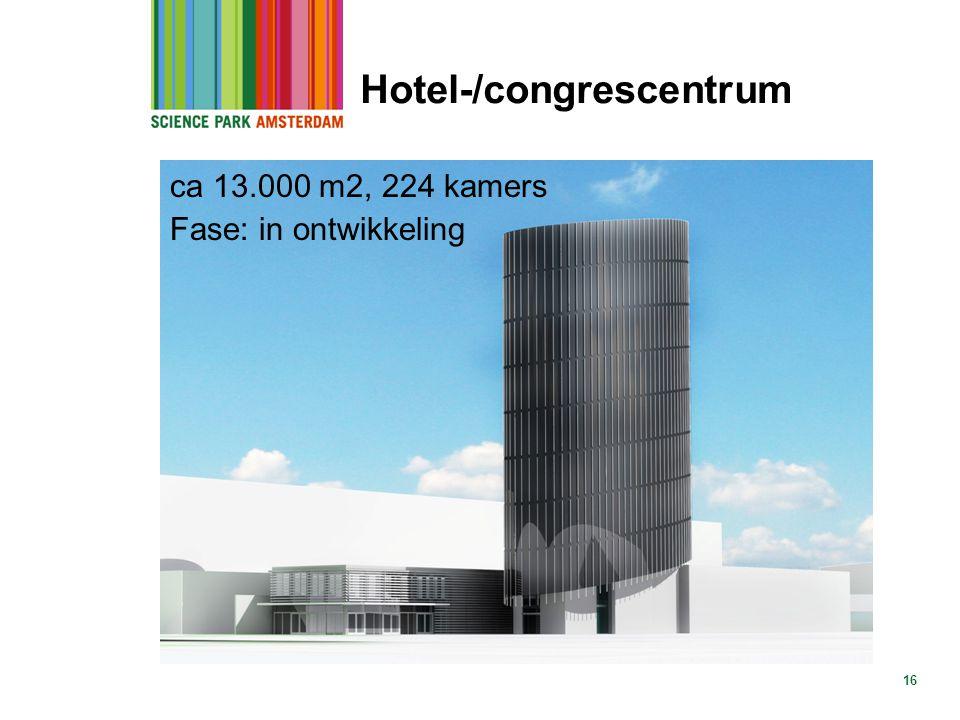 Hotel-/congrescentrum