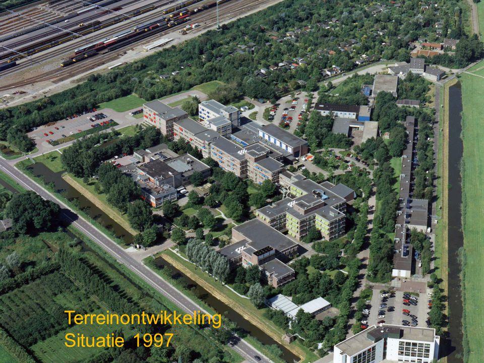 Terreinontwikkeling Situatie 1997