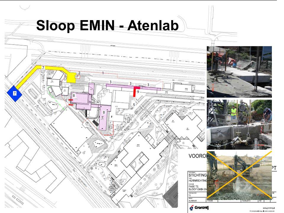 Sloop EMIN - Atenlab