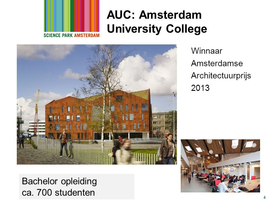 AUC: Amsterdam University College