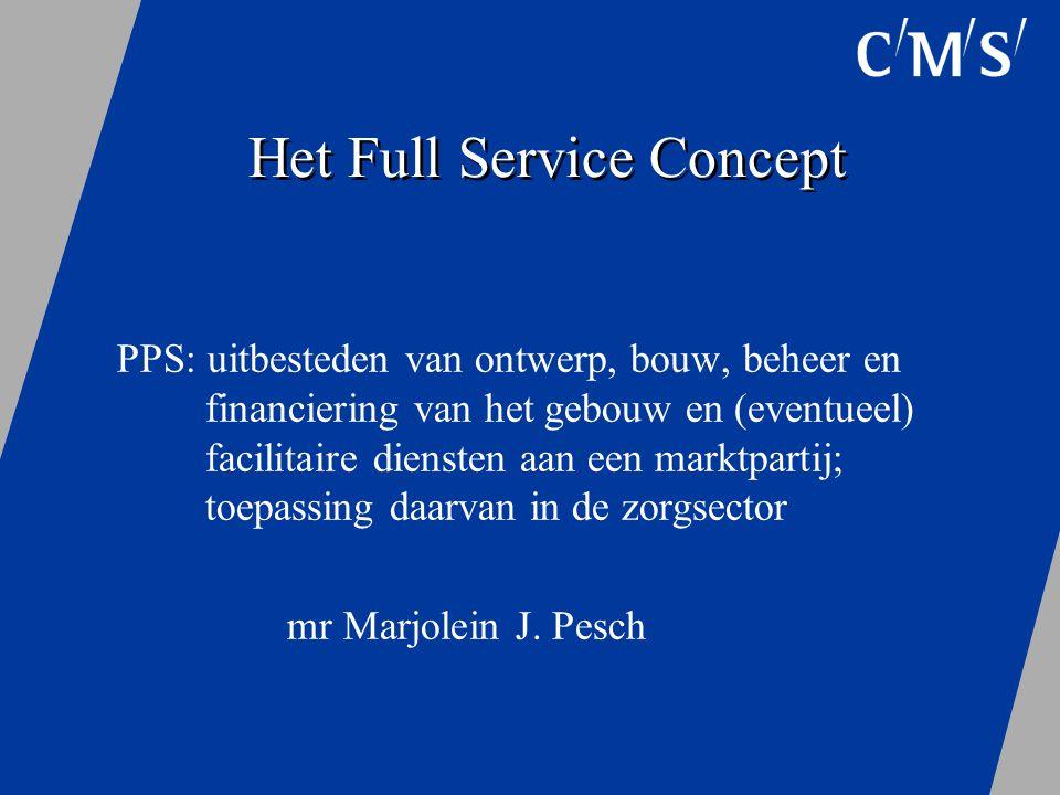 Het Full Service Concept
