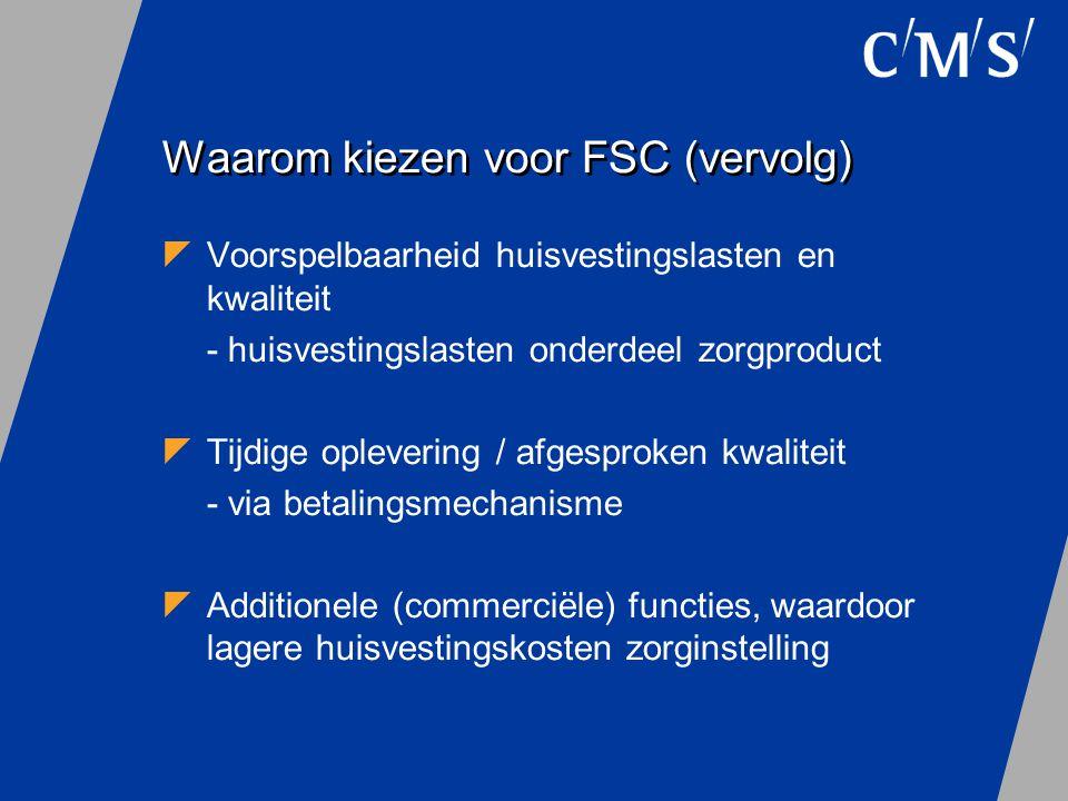 Waarom kiezen voor FSC (vervolg)