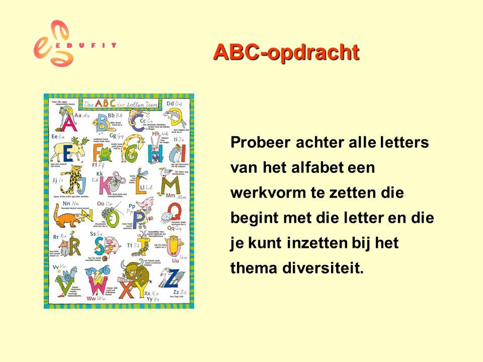 ABC-opdracht