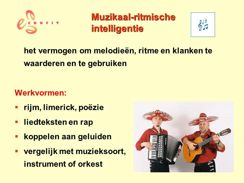 Muzikaal-ritmische intelligentie