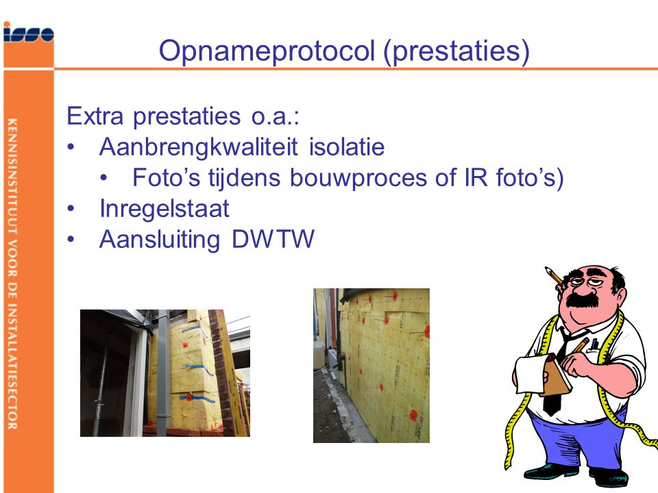 Opnameprotocol (prestaties)