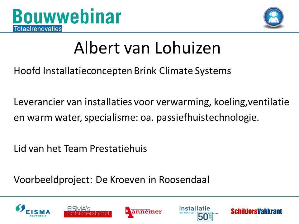 Albert van Lohuizen