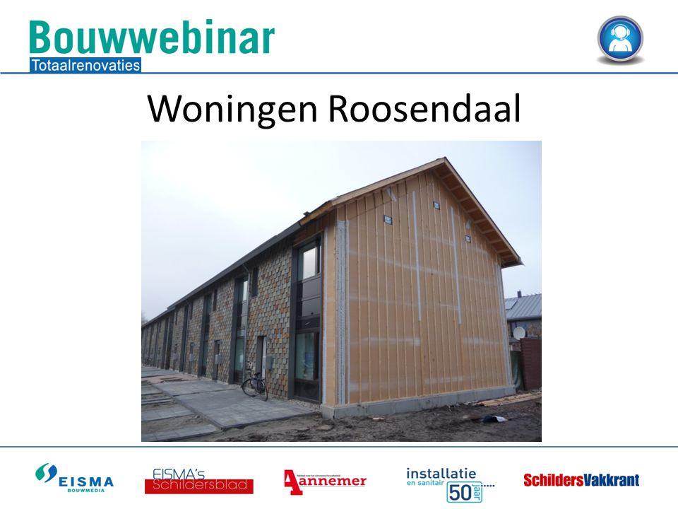 Woningen Roosendaal