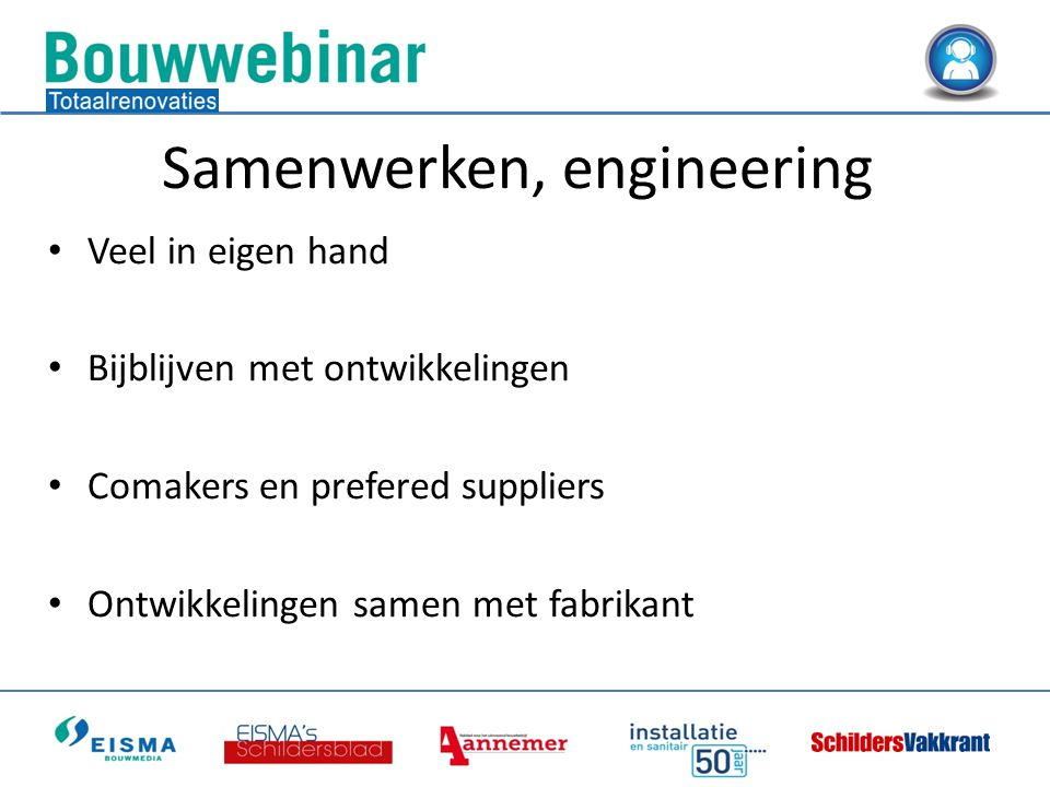 Samenwerken, engineering