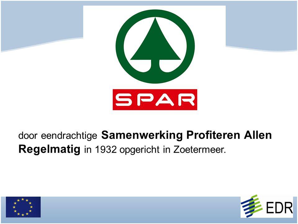 door eendrachtige Samenwerking Profiteren Allen Regelmatig in 1932 opgericht in Zoetermeer.