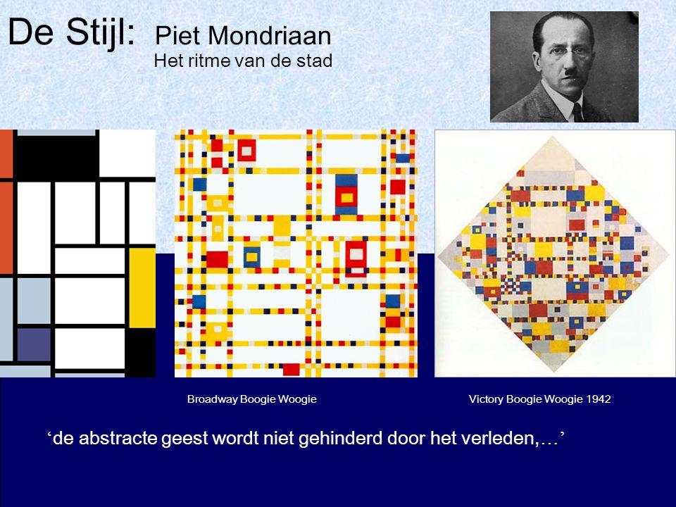 De Stijl: Piet Mondriaan
