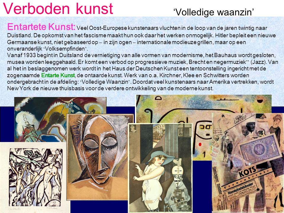Verboden kunst 'Volledige waanzin'