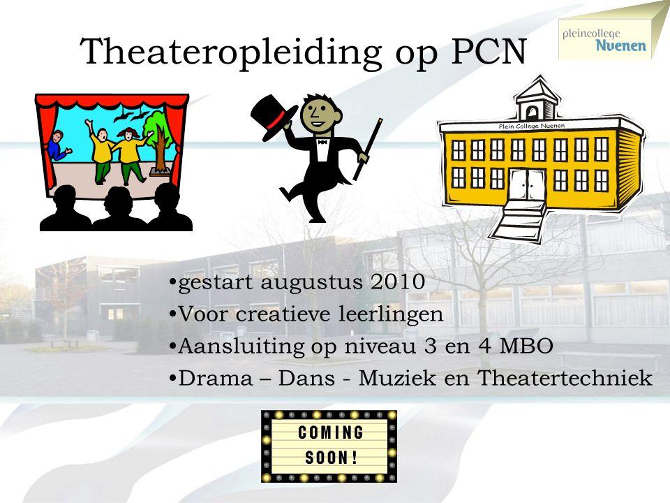 Theateropleiding op PCN