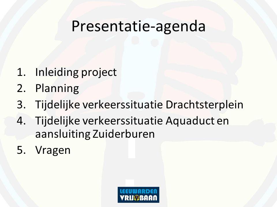 Presentatie-agenda Inleiding project Planning
