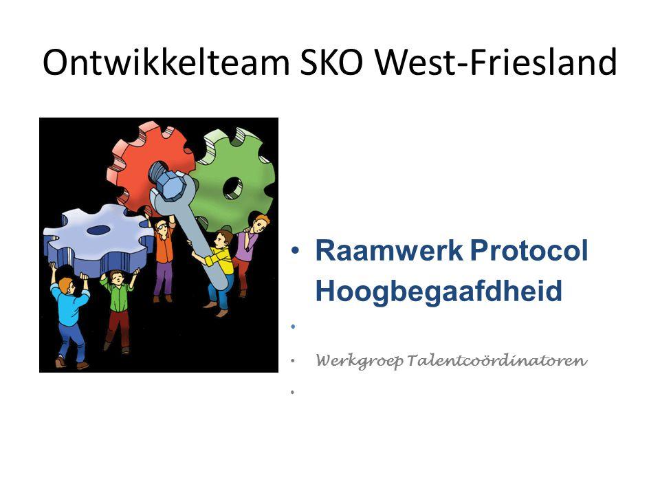 Ontwikkelteam SKO West-Friesland