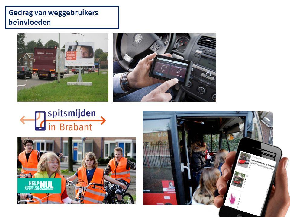 Pijler 3: Beïnvloeden Gedrag van weggebruikers beïnvloeden