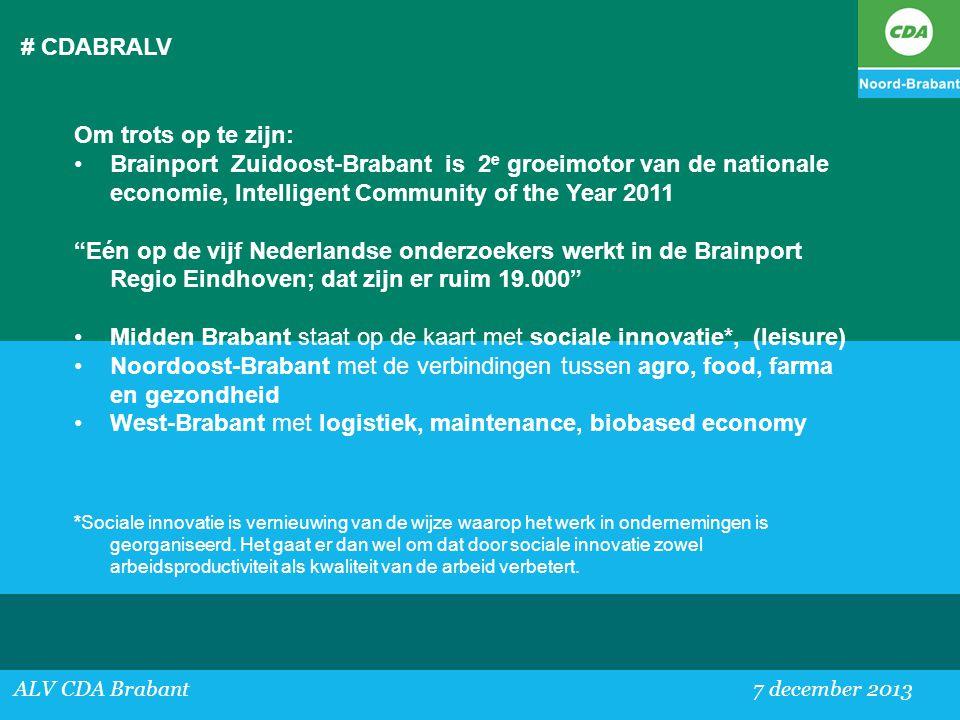 Midden Brabant staat op de kaart met sociale innovatie*, (leisure)