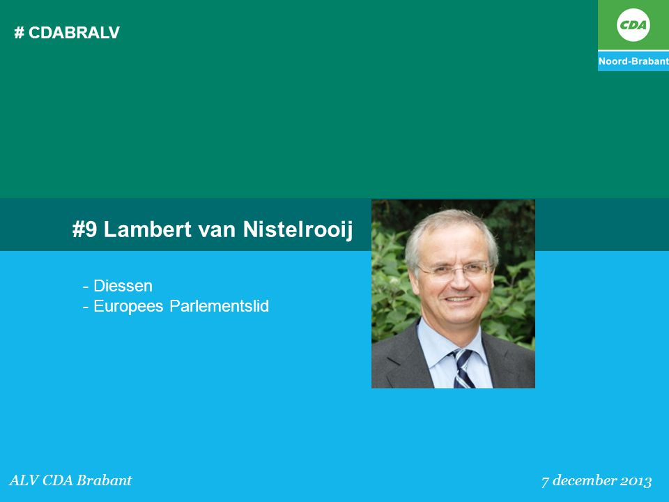 #9 Lambert van Nistelrooij